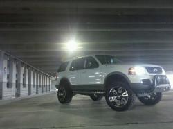 ThatWhiteExs 2002 Ford Explorer