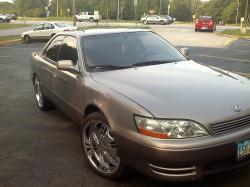 shynenow1s 1993 Lexus ES