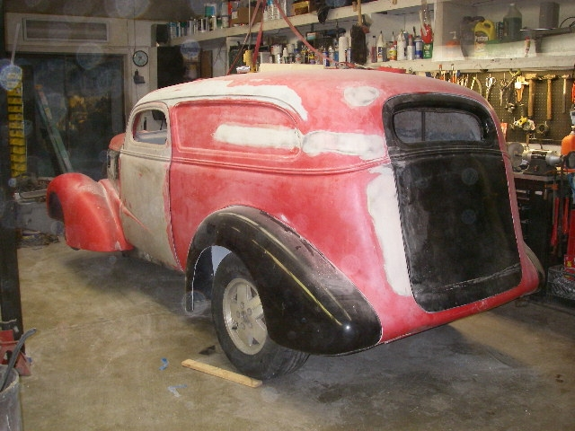 Another AlaskaStreamin 1937 Chevrolet 150 post... - 15234345
