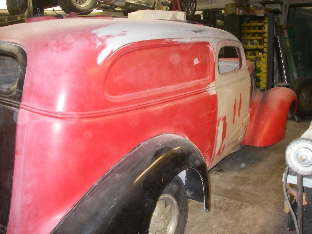 Another AlaskaStreamin 1937 Chevrolet 150 post... - 15234346