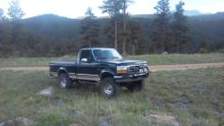 liftedford24s 1996 Ford F150 Regular Cab