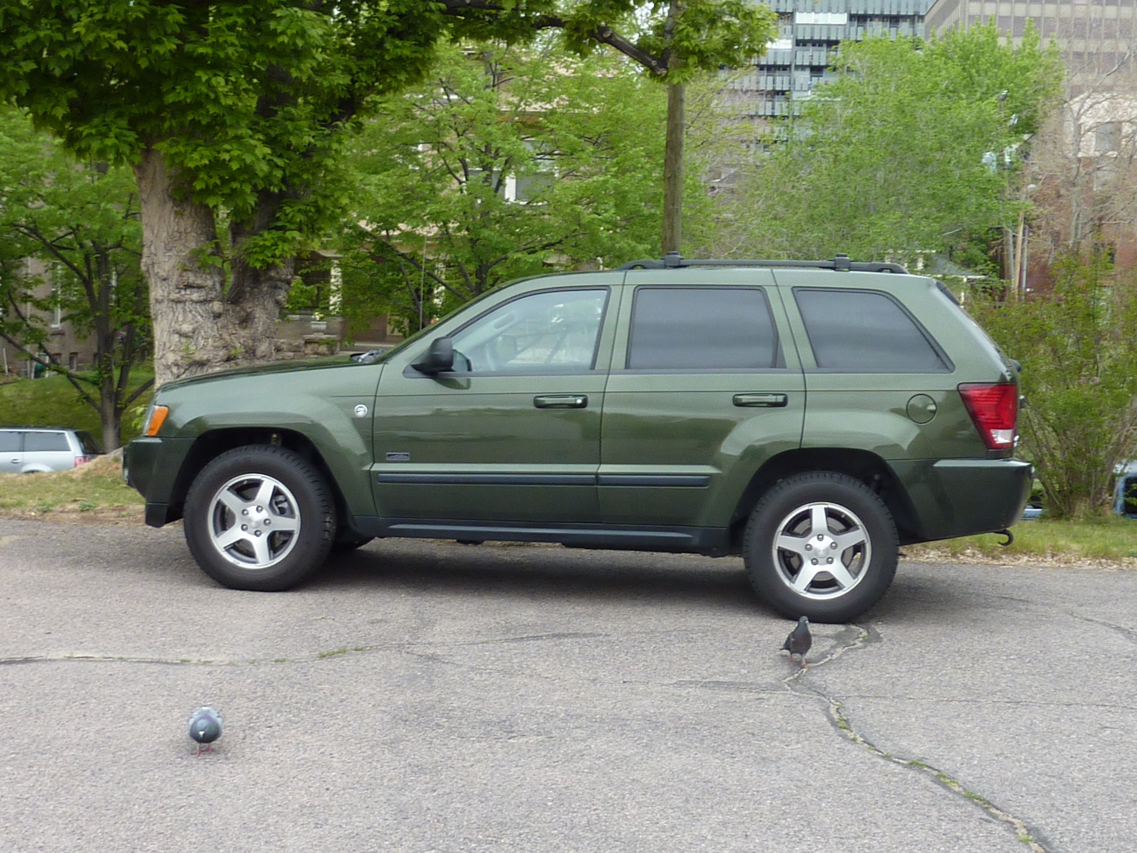 Another 2002_Strat 2007 Jeep Grand Cherokee post... - 15234490