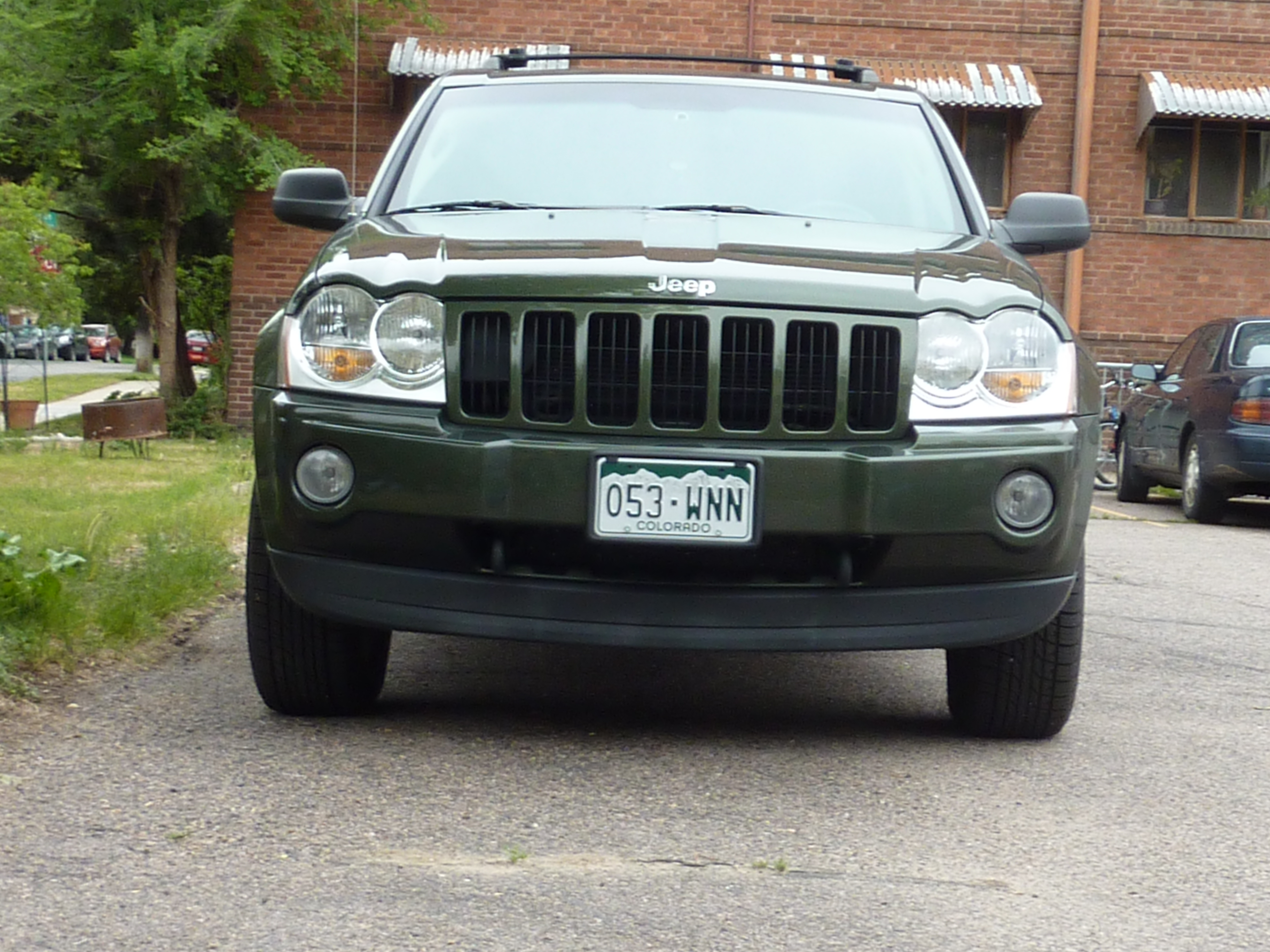Another 2002_Strat 2007 Jeep Grand Cherokee post... - 15234503