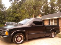 ChillinHonda's 1996 Chevrolet S10 Regular Cab