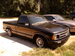 ChillinHondas 1996 Chevrolet S10 Regular Cab