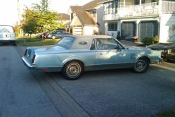 mark6shane 1981 Lincoln Mark VI