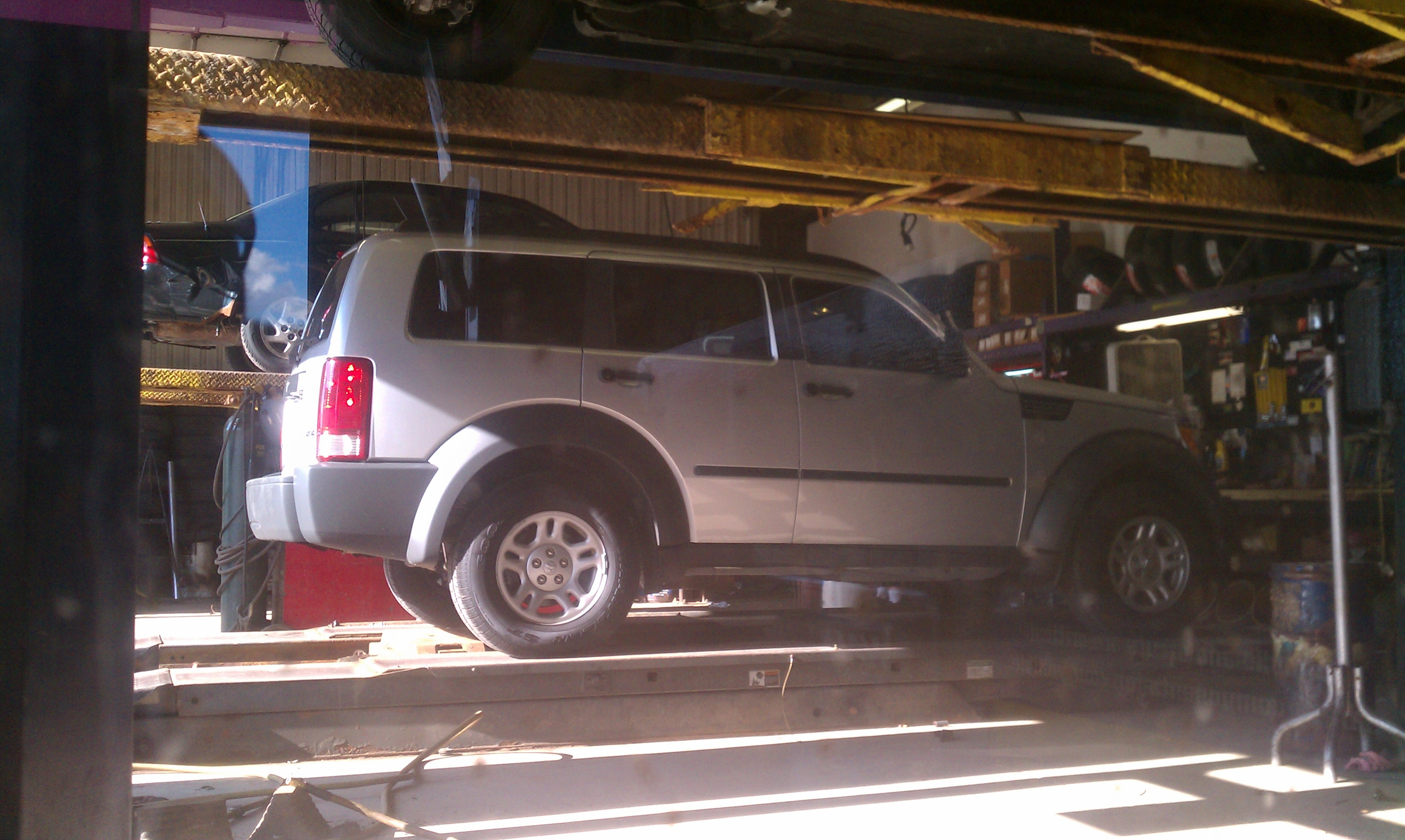 Another JCollie26 2008 Dodge Nitro post... - 17430085