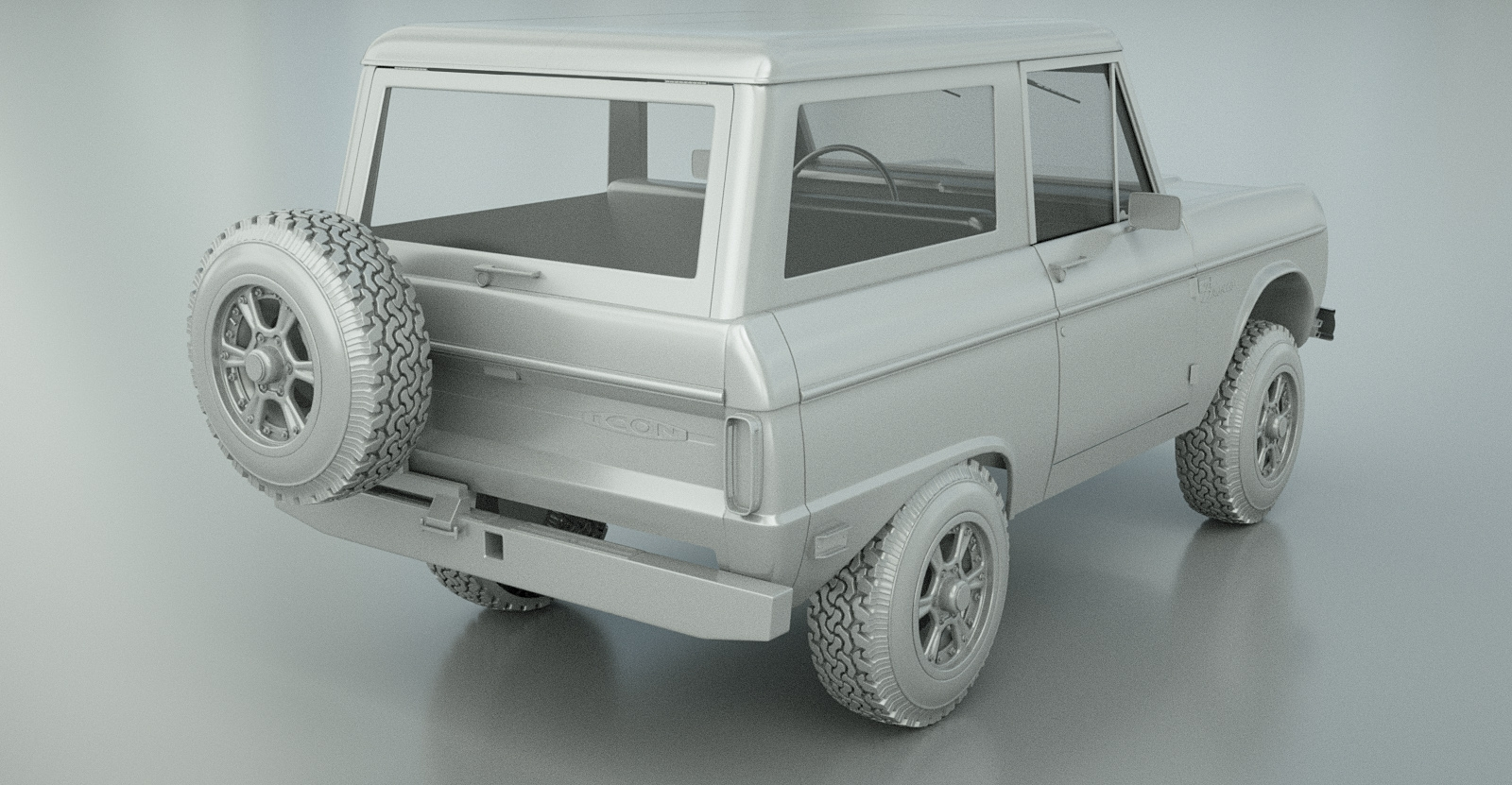 ICON4x4Design 1968 Ford Bronco 4087868