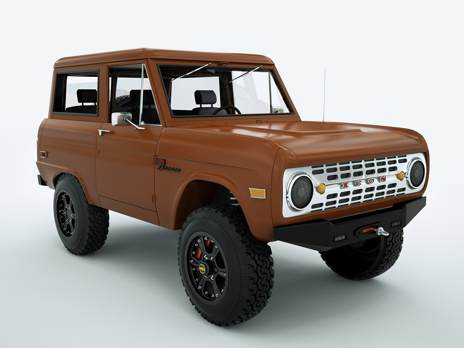 ICON4x4Design 1968 Ford Bronco 4087089