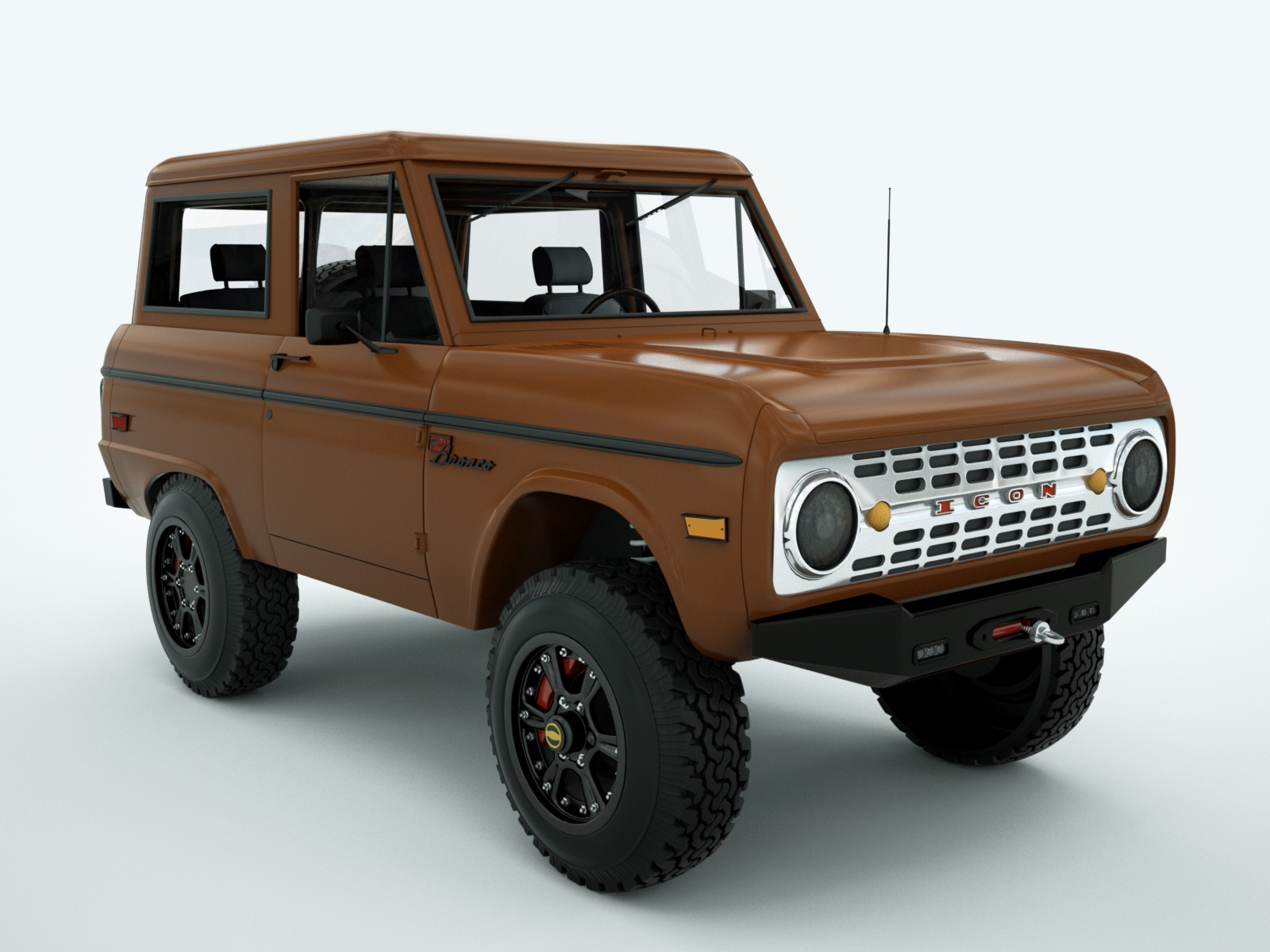 ICON4x4Design 1968 Ford Bronco 4087108