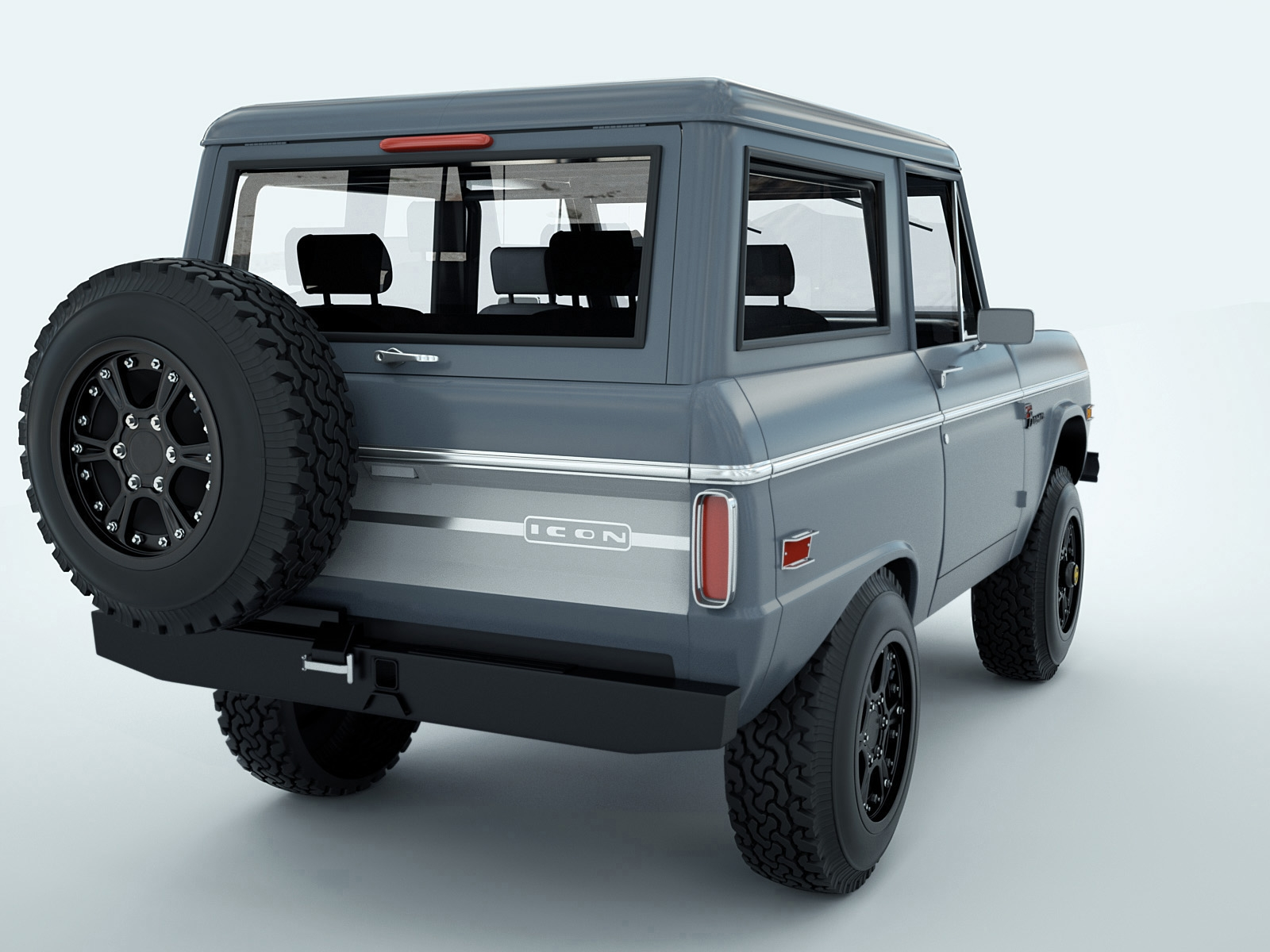 ICON4x4Design 1968 Ford Bronco 4087121