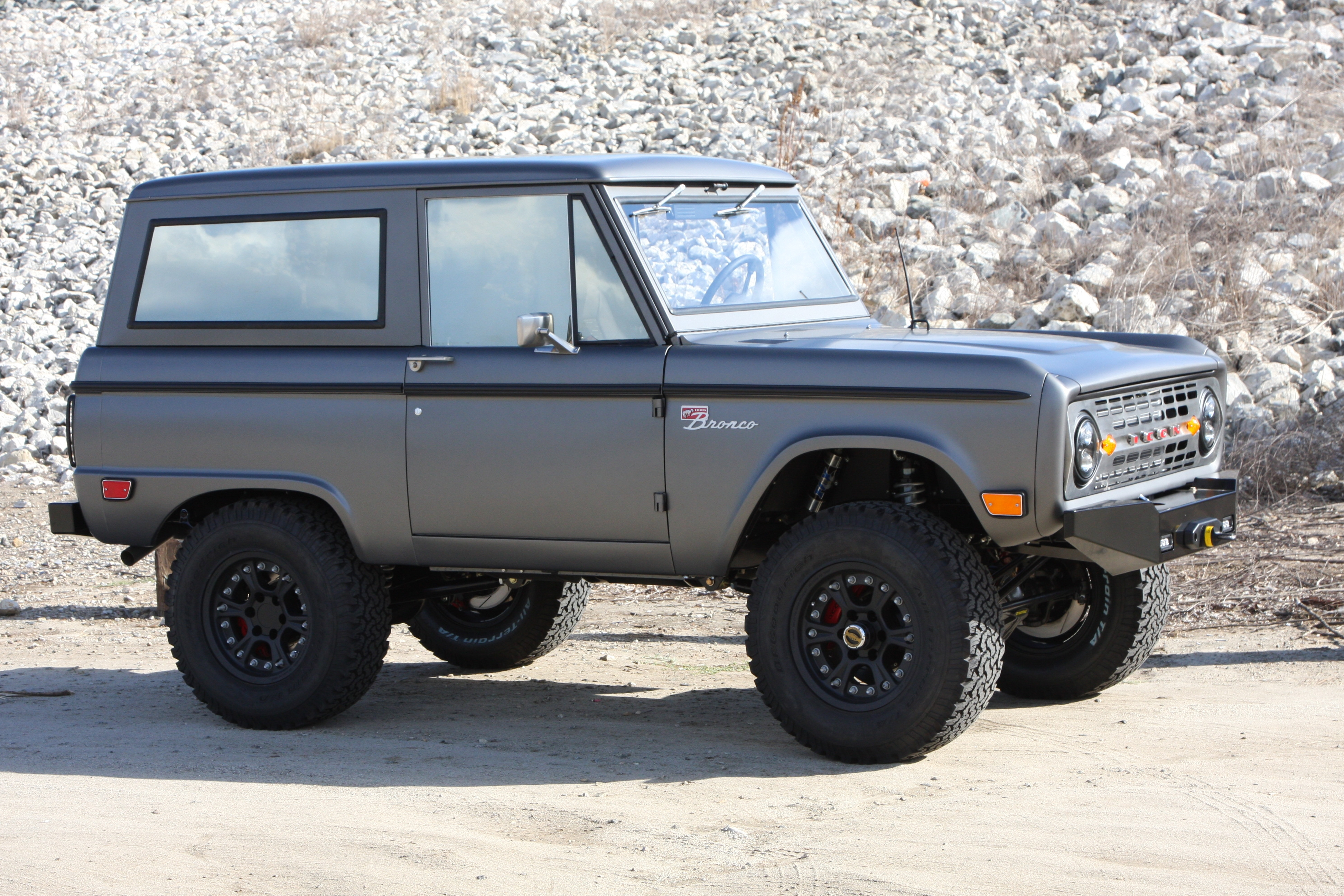 ICON4x4Design 1968 Ford Bronco 15305188