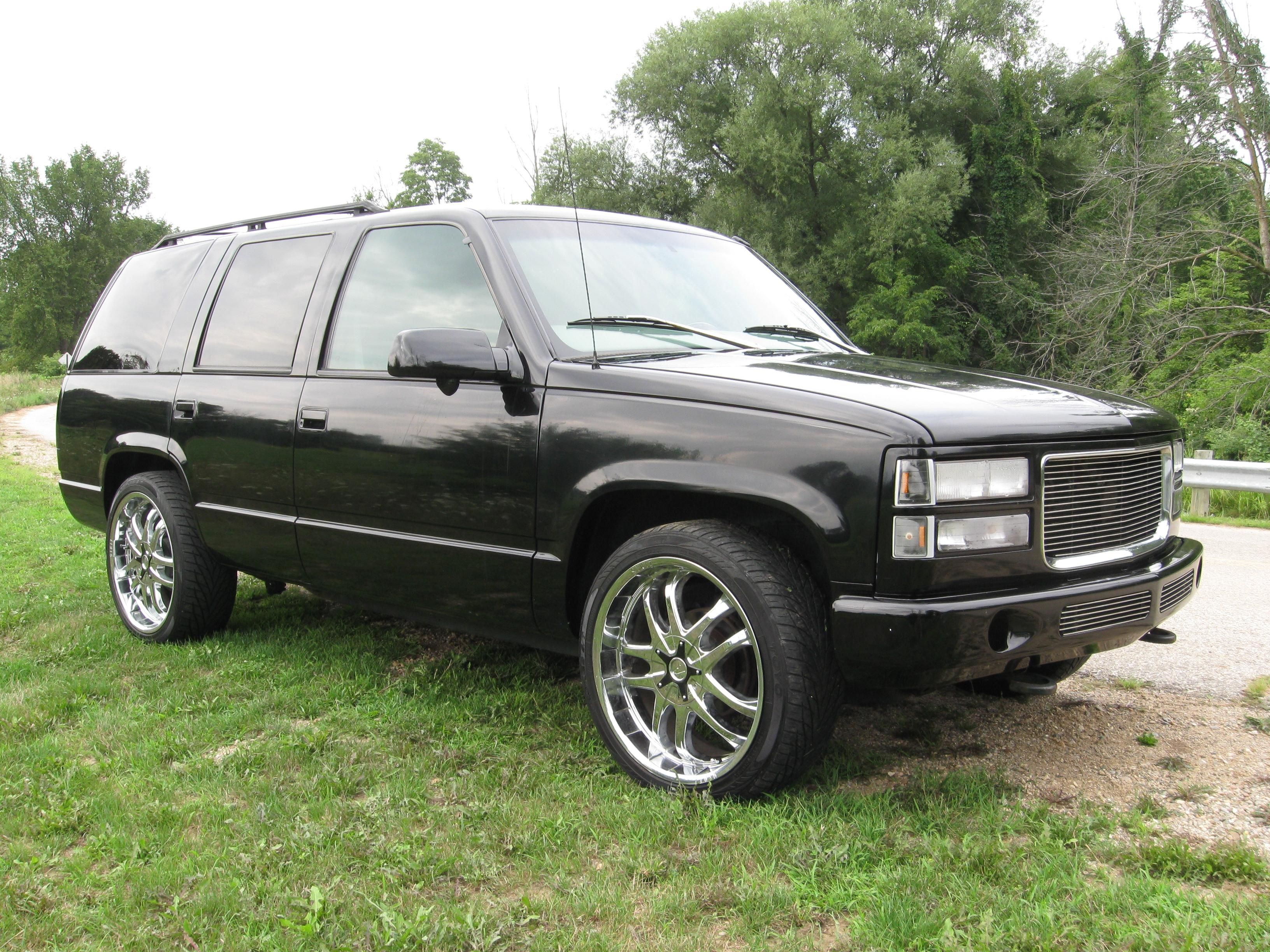 Another khibbard 1998 Chevrolet Tahoe post... - 15235656
