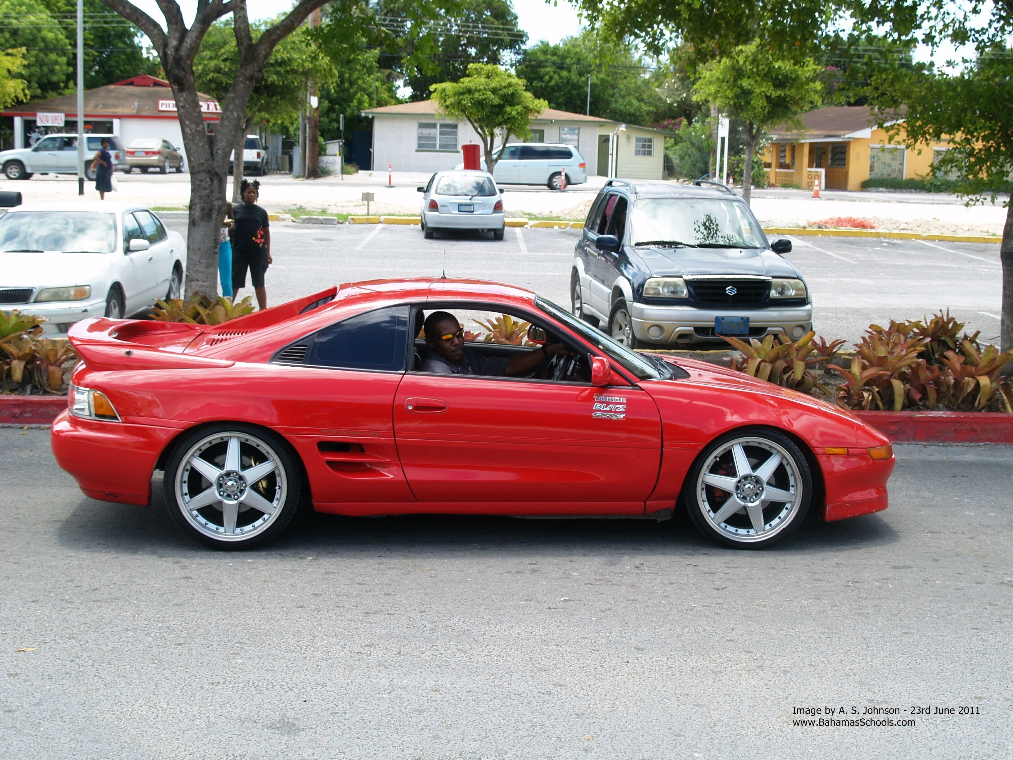 1xavier 1993 Toyota Mr2 Specs Photos Modification Info