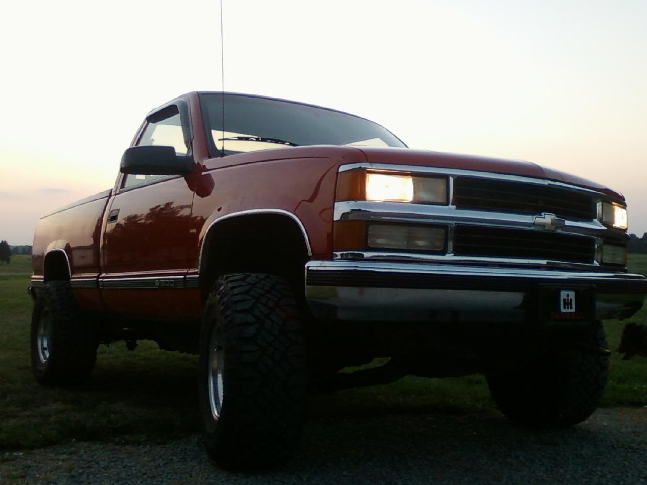TENNESSEEZ71 1998 Chevrolet 1500 Regular Cab