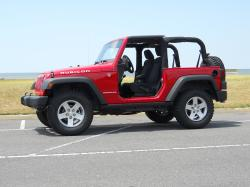 Packoos 2011 Jeep Rubicon