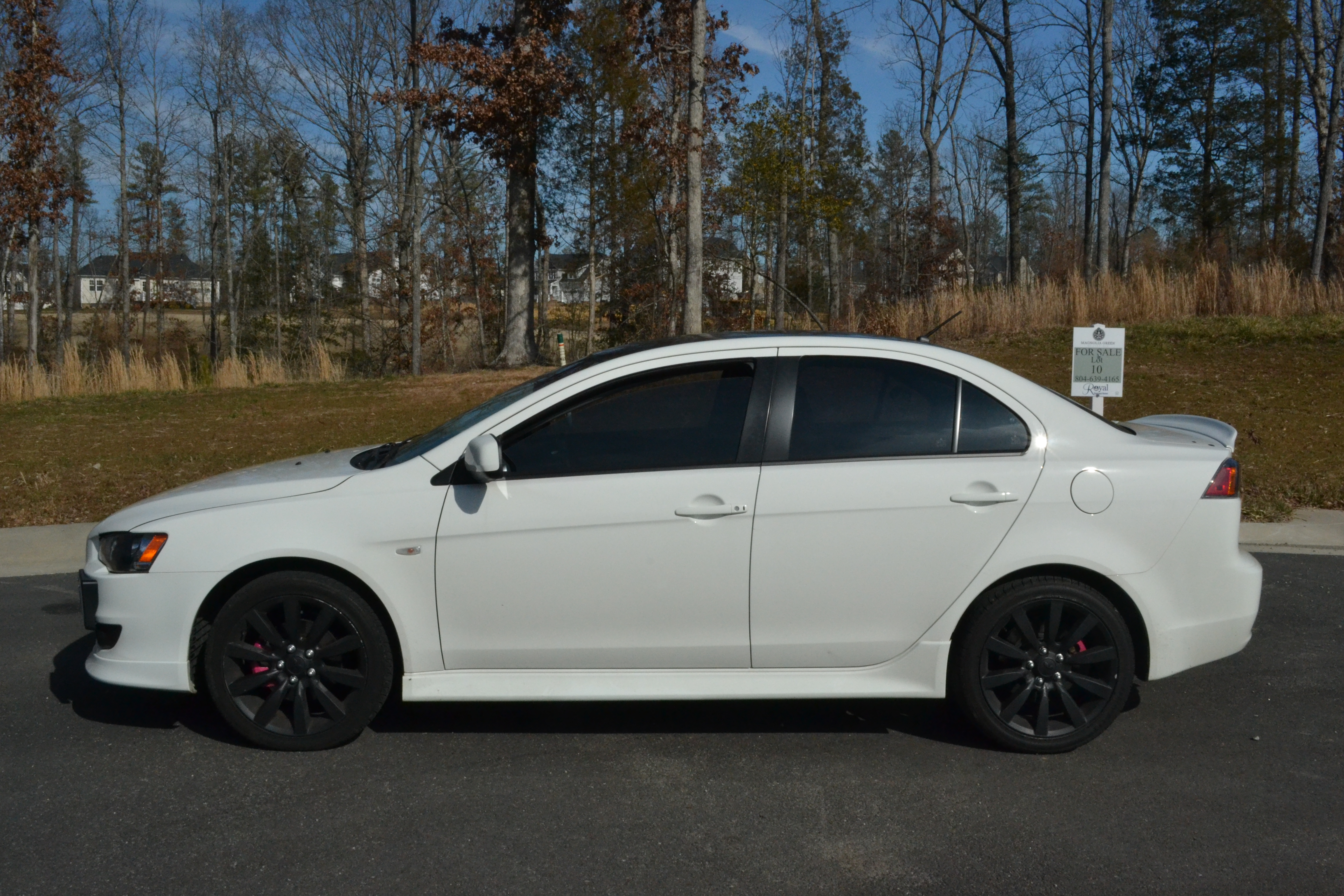 Another Renee2009 2011 Mitsubishi Lancer post... - 15575971