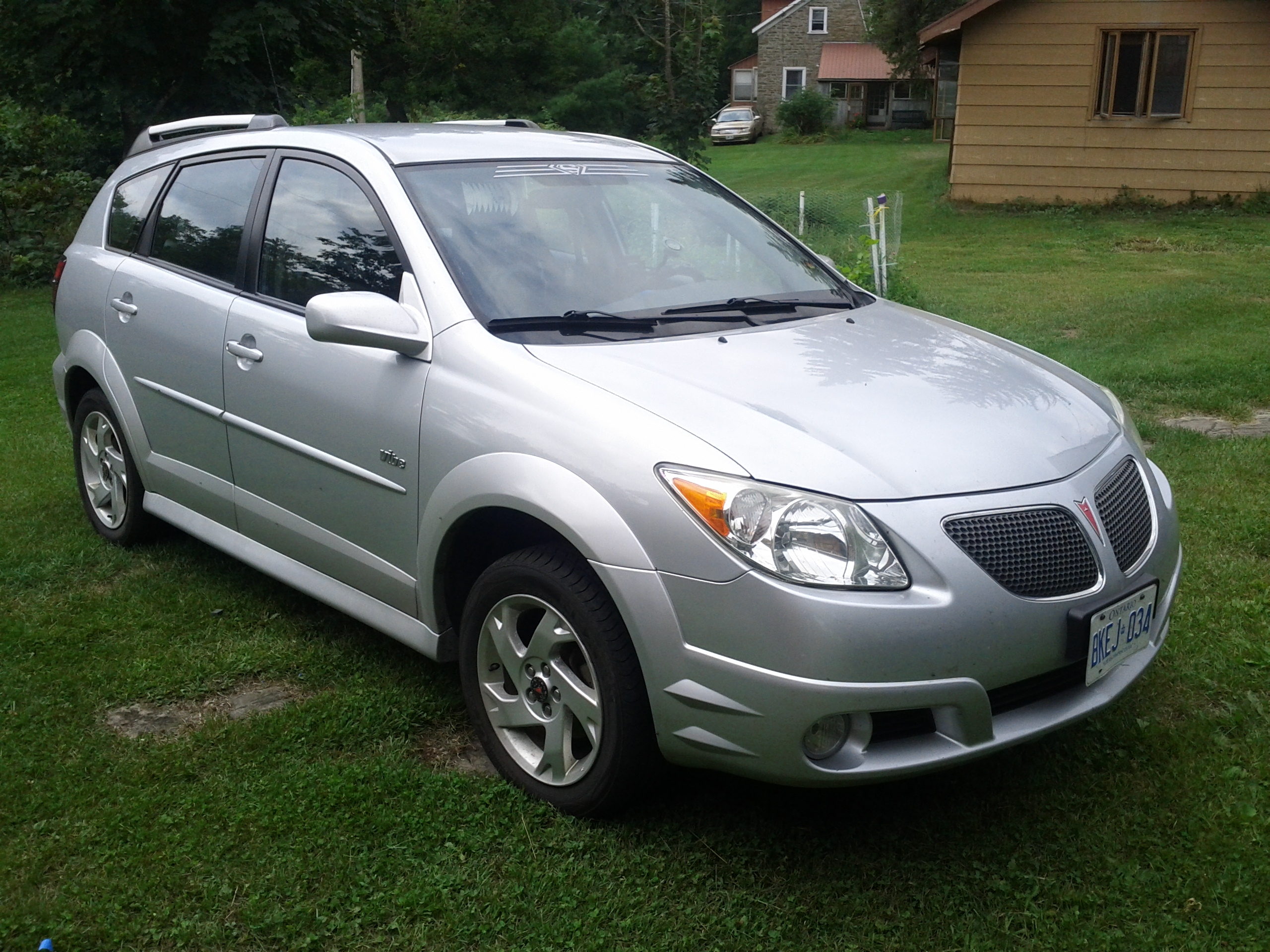 dar el 2006 pontiac vibesport wagon 4d specs photos. Black Bedroom Furniture Sets. Home Design Ideas