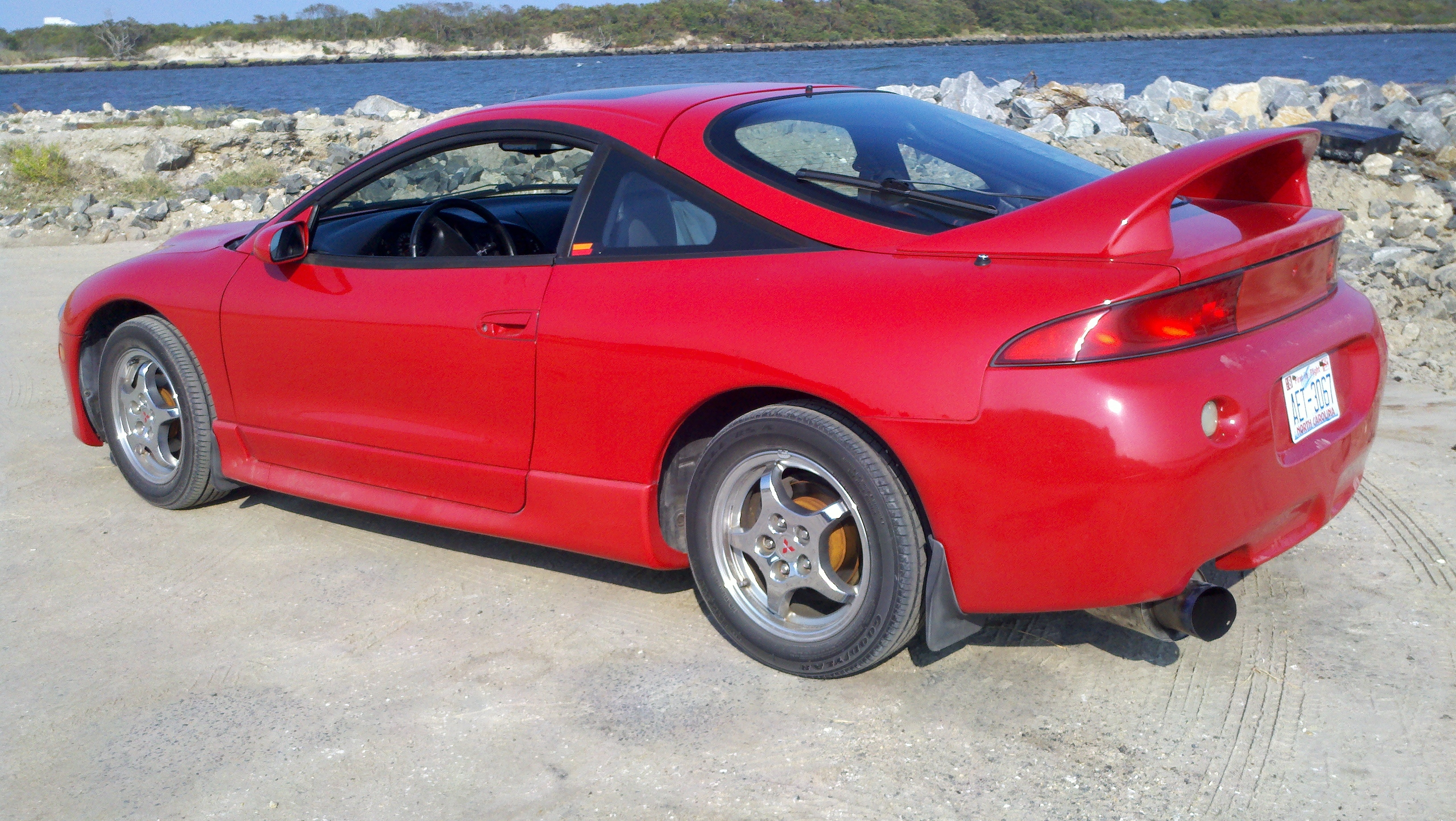 Ncdsm 1998 mitsubishi eclipsegs t coupe 2d specs photos for 1998 mitsubishi eclipse motor