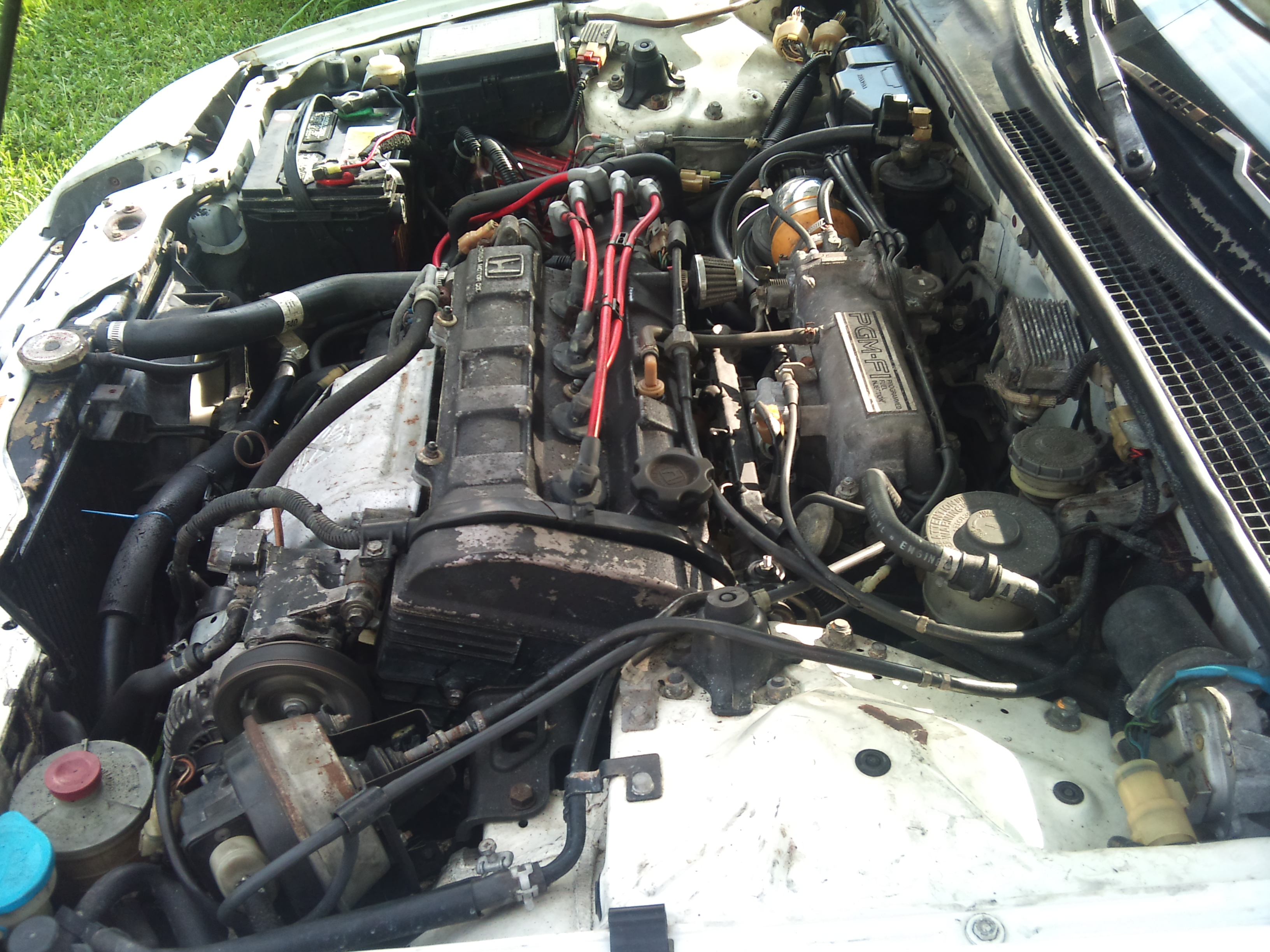 Cl Sleeper 1989 Honda Prelude Specs Photos Modification Info At Coil Wiring 39338114011 Original