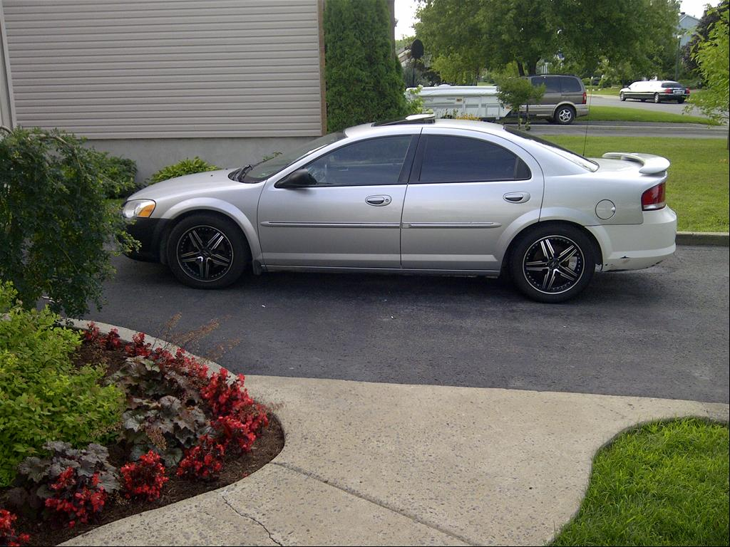 2004 Chrysler Sebring Limited Sedan 4D - owned by mic296 Page:1 at ...