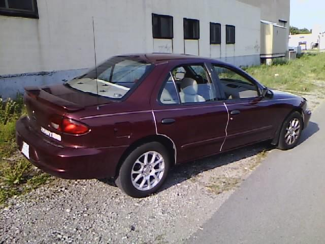 theraine35 2001 Chevrolet Cavalier