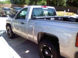 lange11s 2008 Chevrolet Silverado 1500 Regular Cab