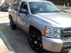 lange11s 2008 Chevrolet 1500 Regular Cab