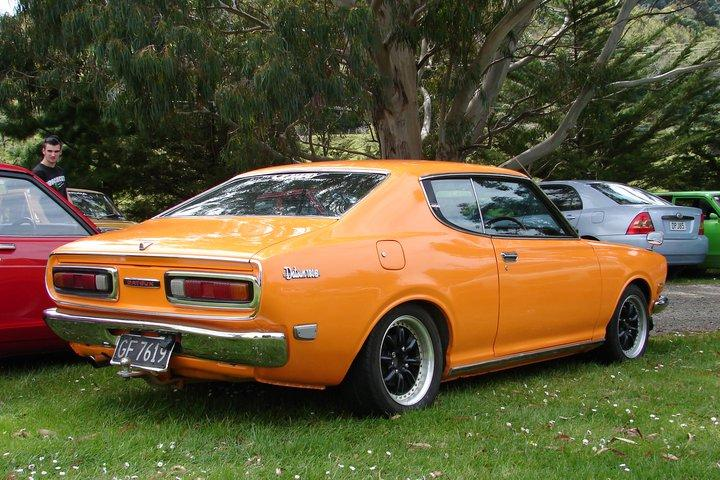 Another lewishorrell 1972 Datsun 610 post... - 15238764