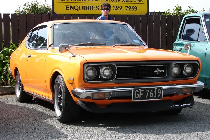 Another lewishorrell 1972 Datsun 610 post... - 15238766
