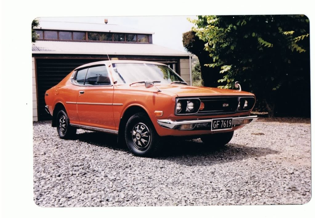 Another lewishorrell 1972 Datsun 610 post... - 15238767