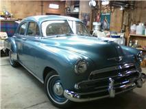 Another br1u9c5e2 1951 Chevrolet Styleline post... - 15238849
