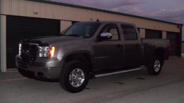 Another CrimpKing 2008 GMC Sierra 2500 HD Crew Cab post... - 15237336