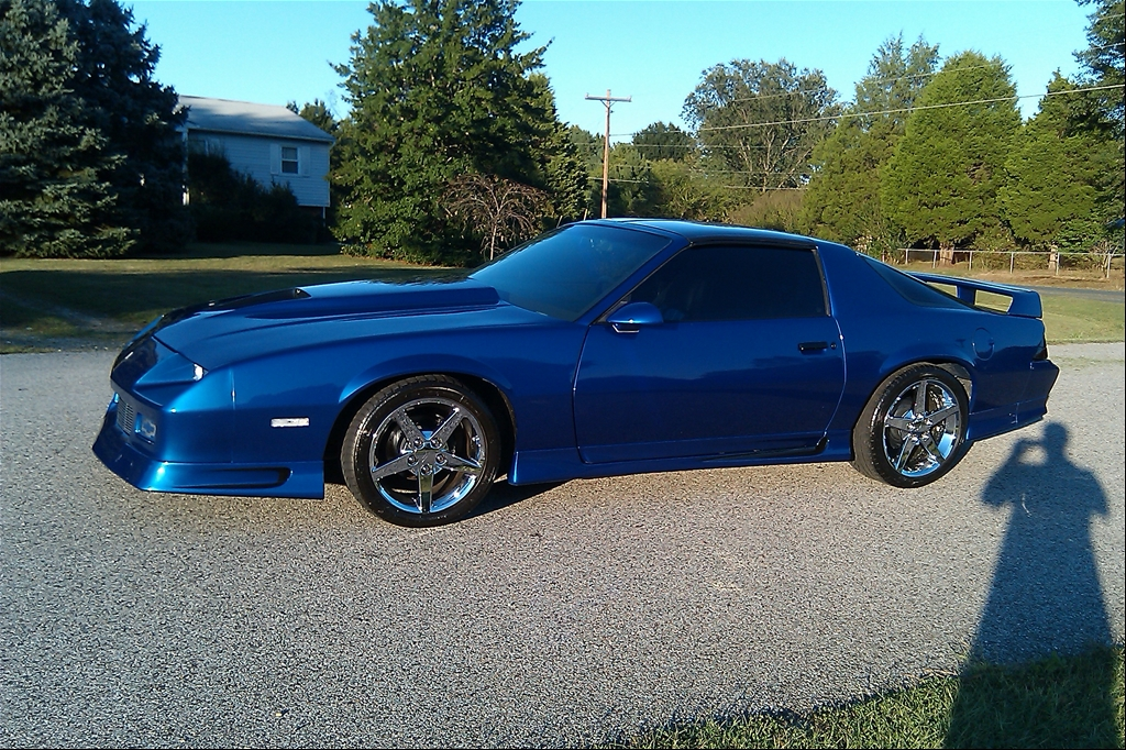 Maryland 1991 Rs Camaro Beautiful 500hp 383 Third