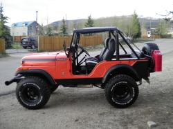 renegadetwos 1971 Jeep CJ5