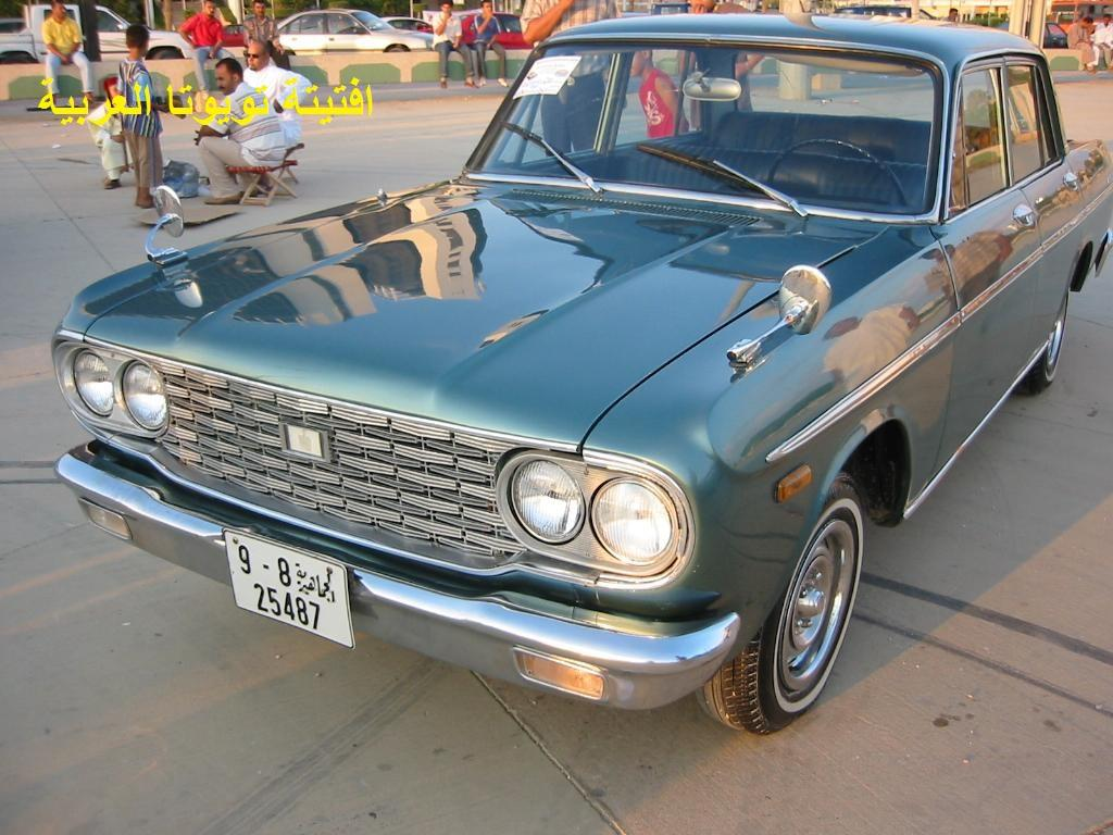 1966 Toyota Crown