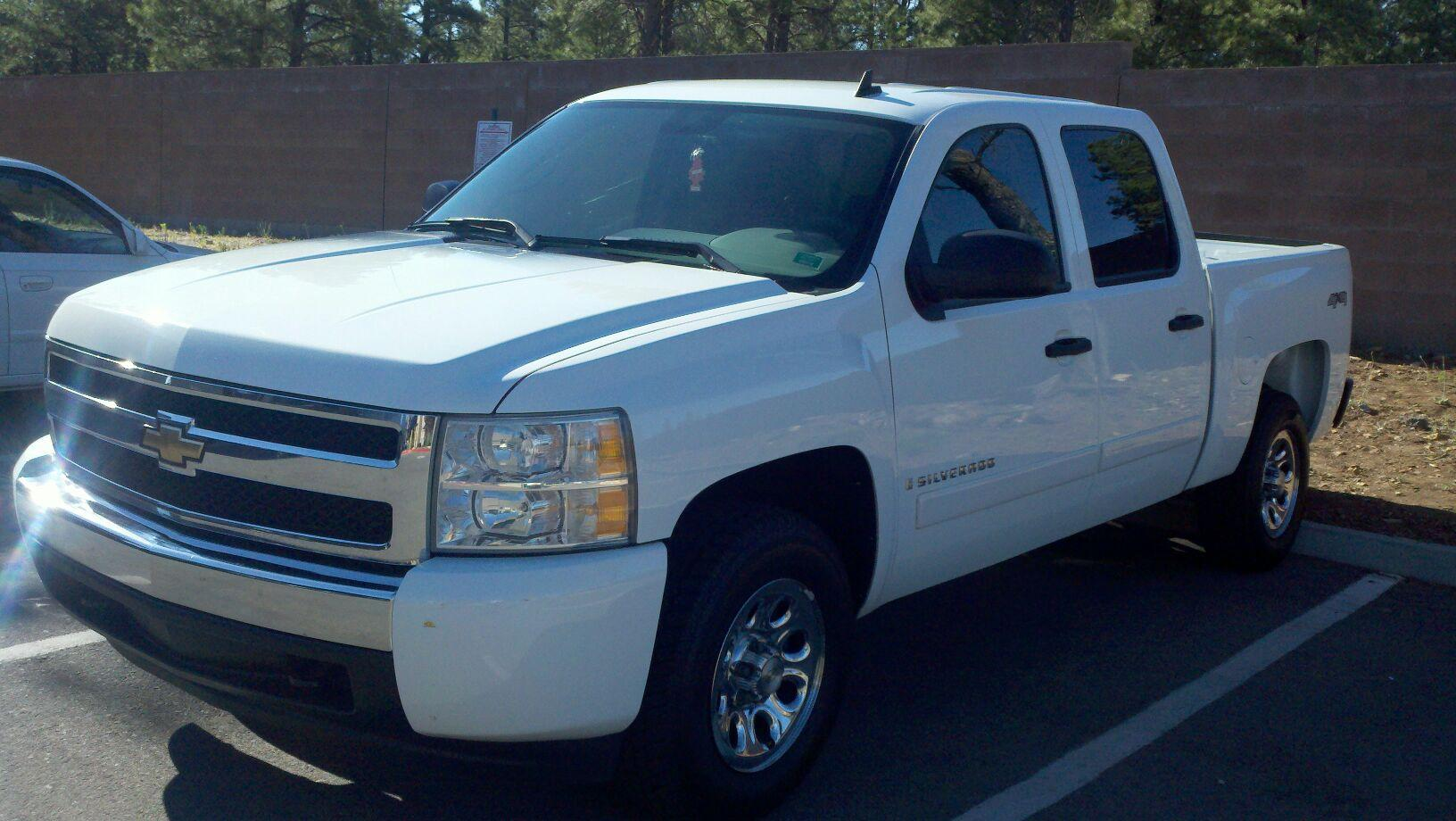 jmrenko 2008 chevrolet silverado 1500 crew cablt pickup 4d 5 3 4 ft specs photos modification. Black Bedroom Furniture Sets. Home Design Ideas