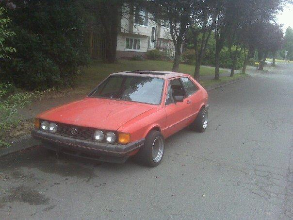 Another BlackRockBurner 1980 Volkswagen Scirocco post... - 15240574