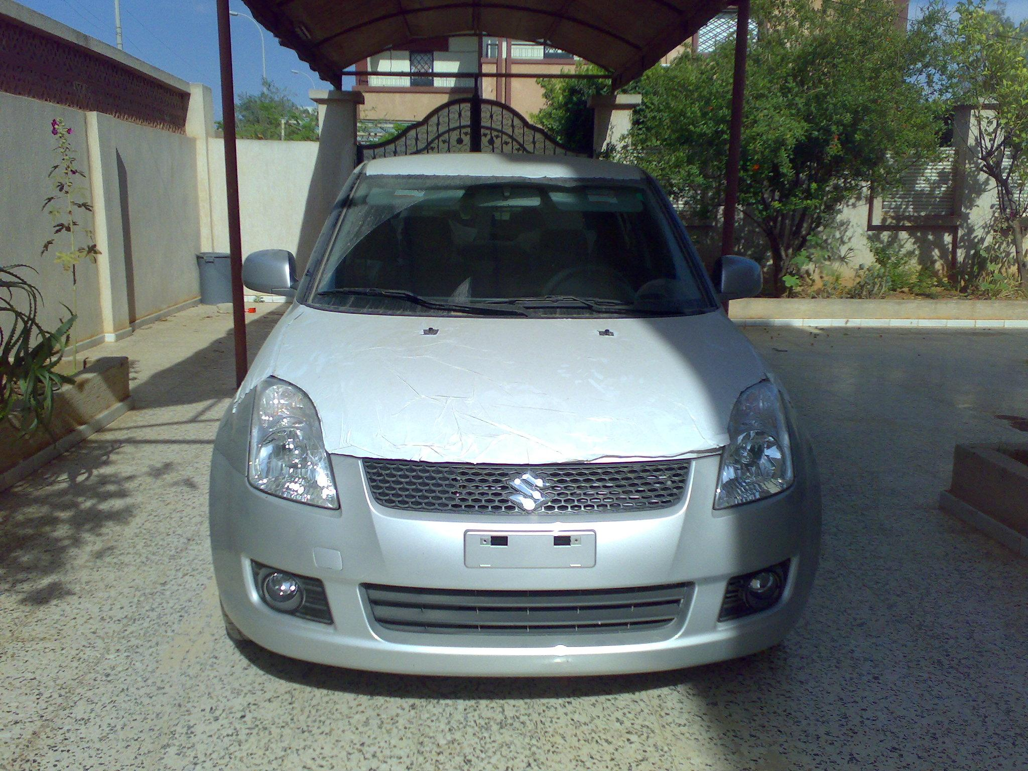 sportevo2513 2007 Suzuki Swift 15240924