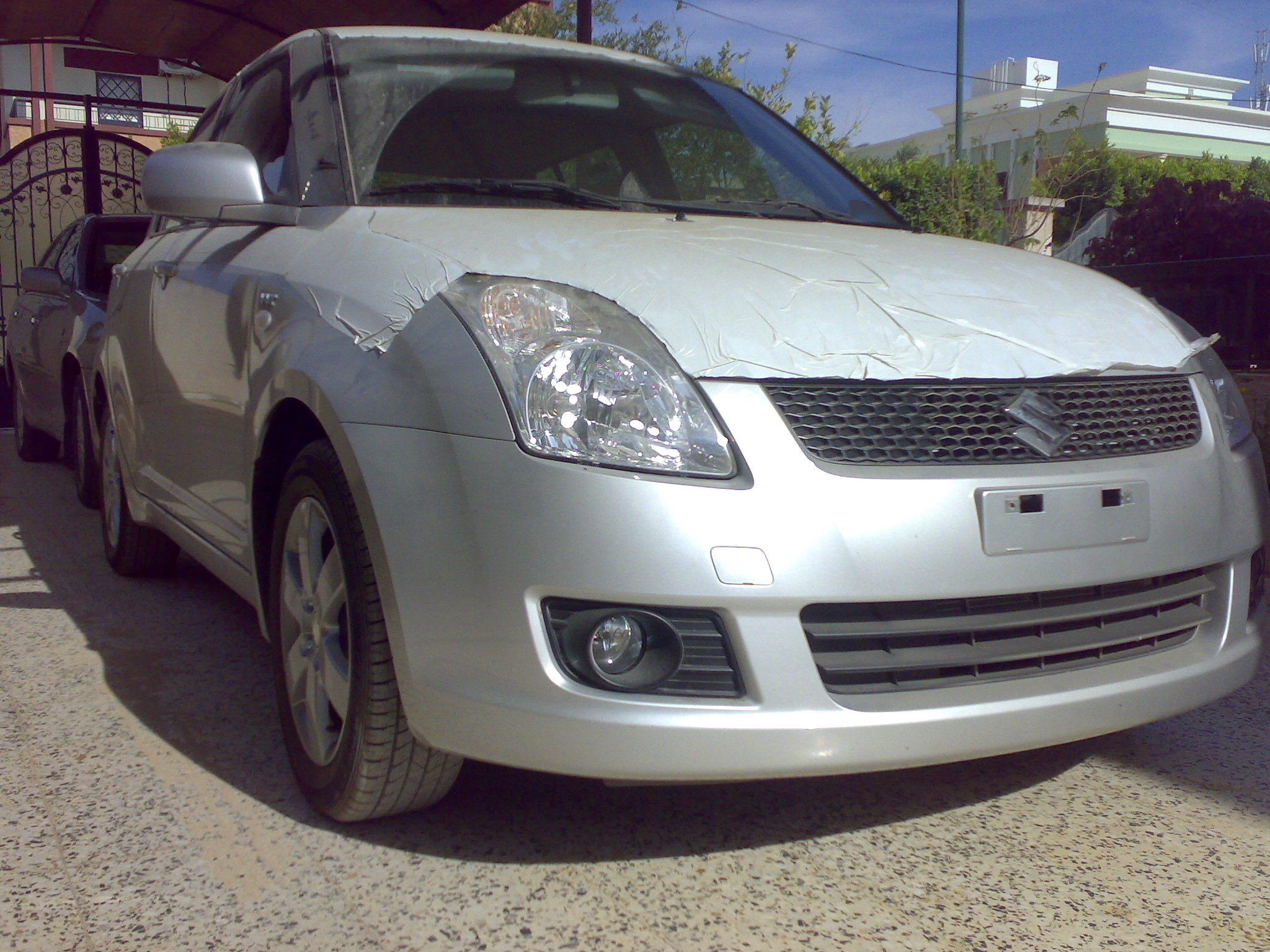 sportevo2513 2007 Suzuki Swift 15240925