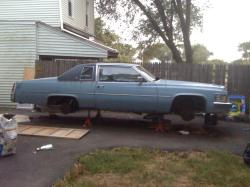 LaceYourKicks 1977 Cadillac DeVille