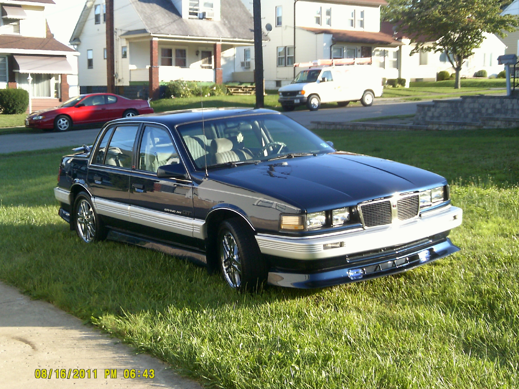 1FasTA 1988 Pontiac Grand Am 15239196