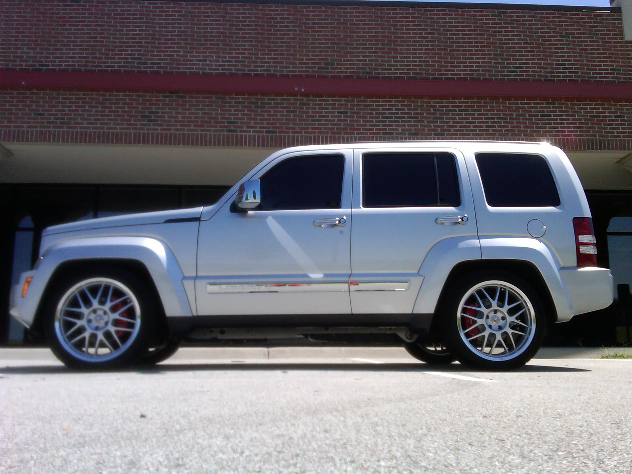 Ford Fusion Mods >> Byookanun 2009 Jeep Liberty Specs, Photos, Modification ...