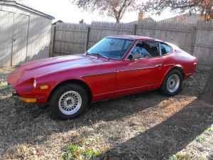 Another RPS30_Drvr 1974 Datsun 260Z post... - 15242269