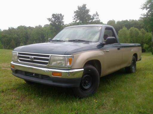 Shortfuse_Rebel's 1993 Toyota T100