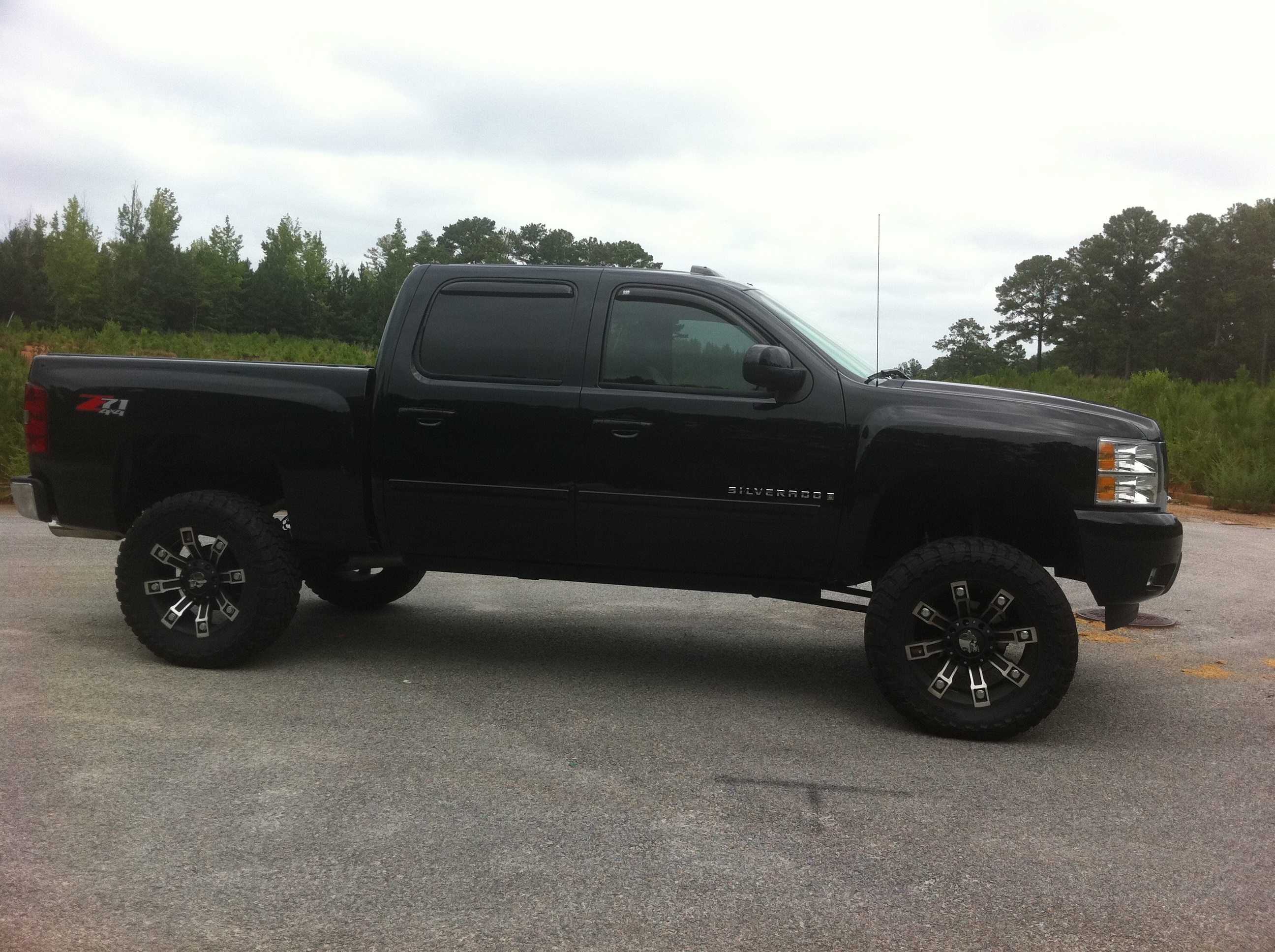 Another Deserteagle83 2009 Chevrolet Silverado 1500 Crew Cab post... - 15243179