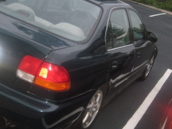 19CIVICLX97s 1997 Honda Civic