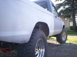sloues 1983 Ford Ranger Regular Cab