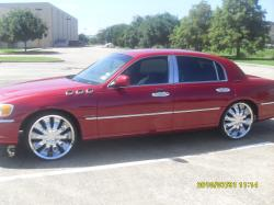 yungboss24s 2000 Lincoln Town Car