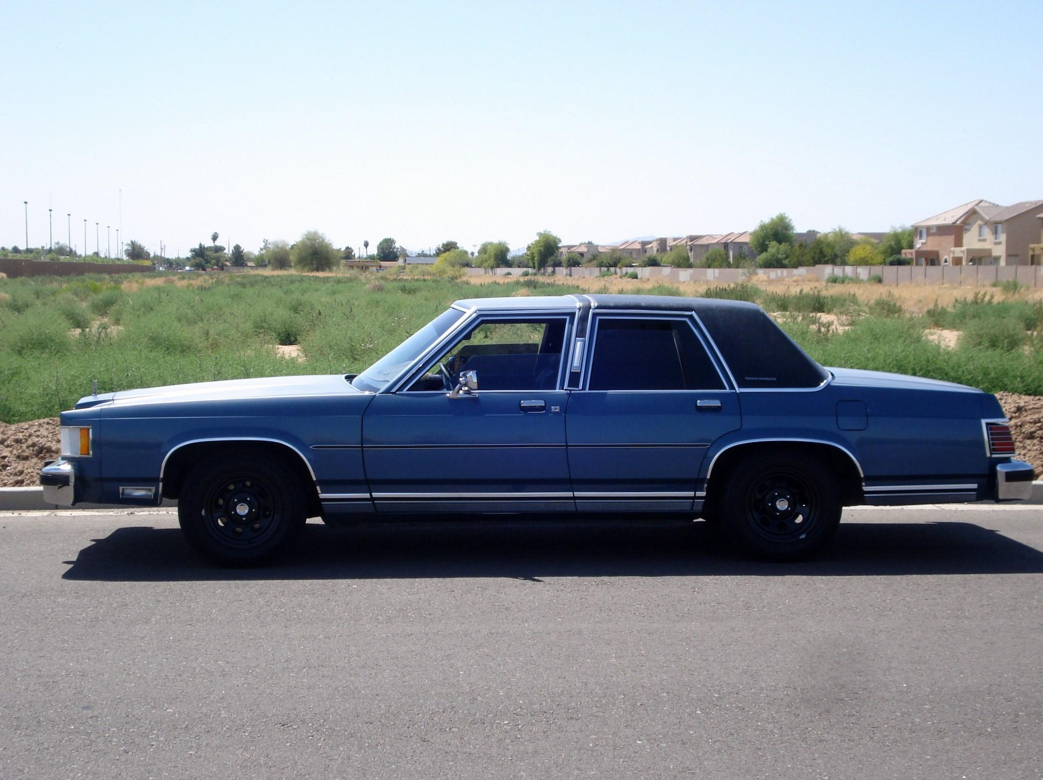 Another SikAzzFoo 1986 Mercury Grand Marquis post... - 15244998